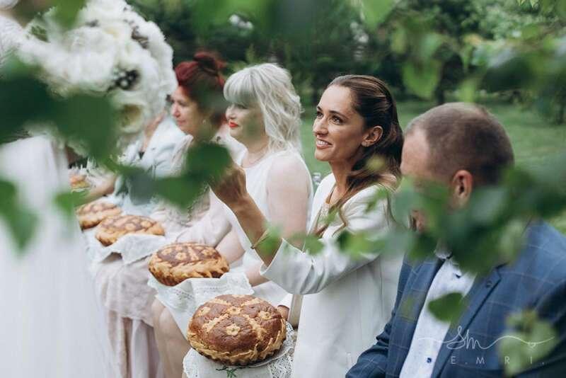благословення батьків на весіллі