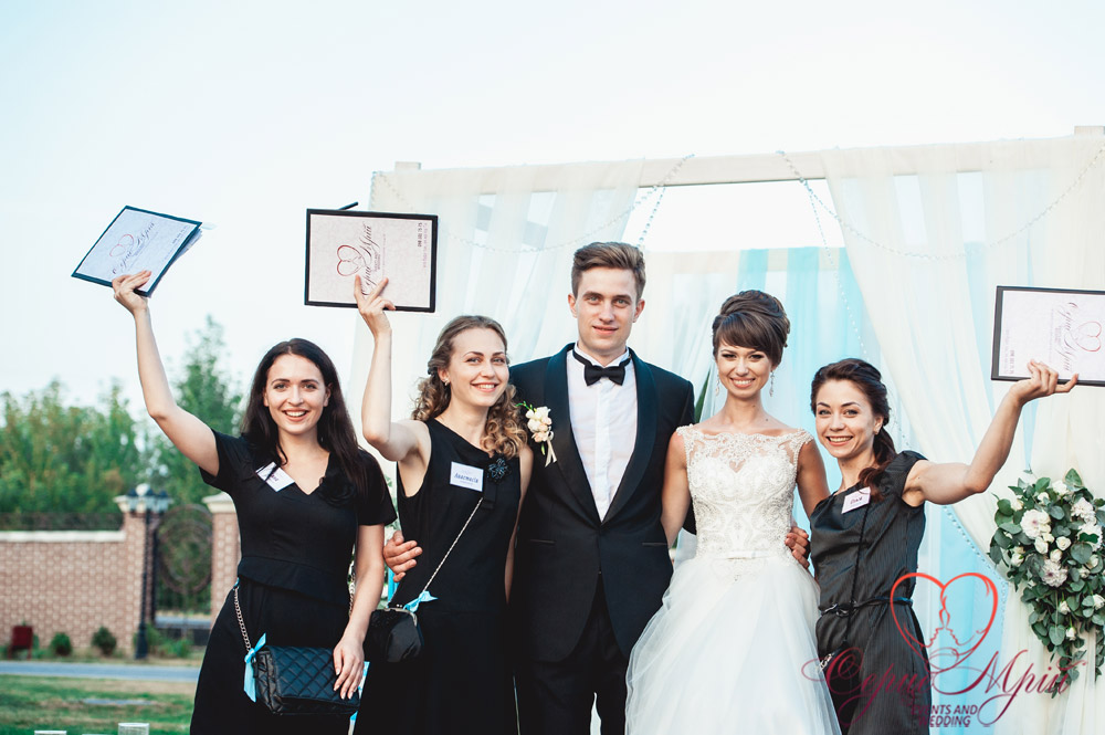 координація весілля
