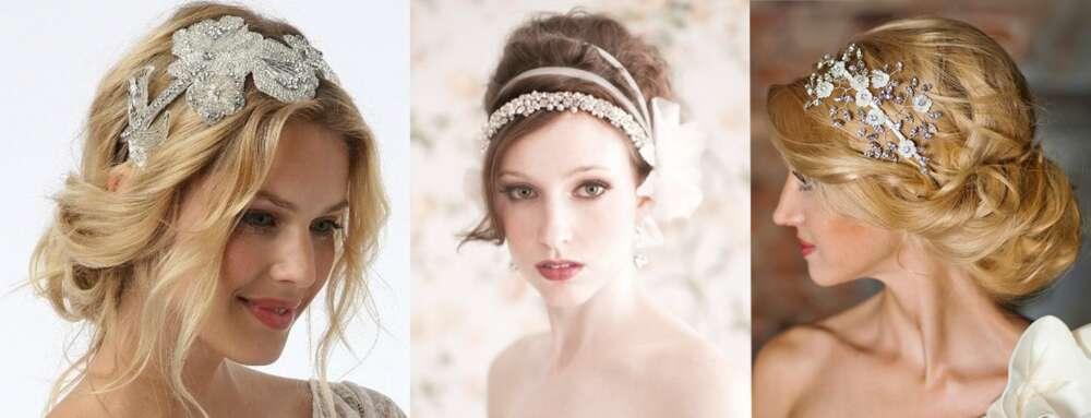 весільні зачіски фото (1)