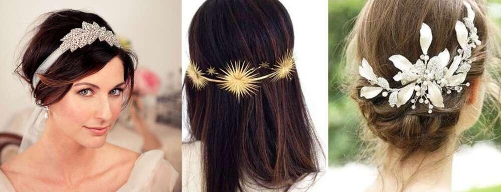 весільні прикраси на волосся (1)