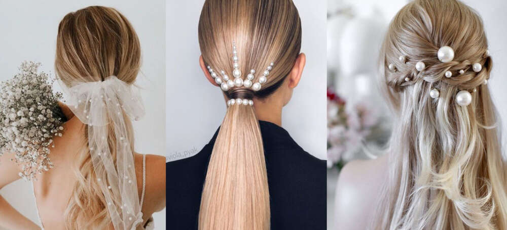 зачіска на весілля - модні тренди 2020