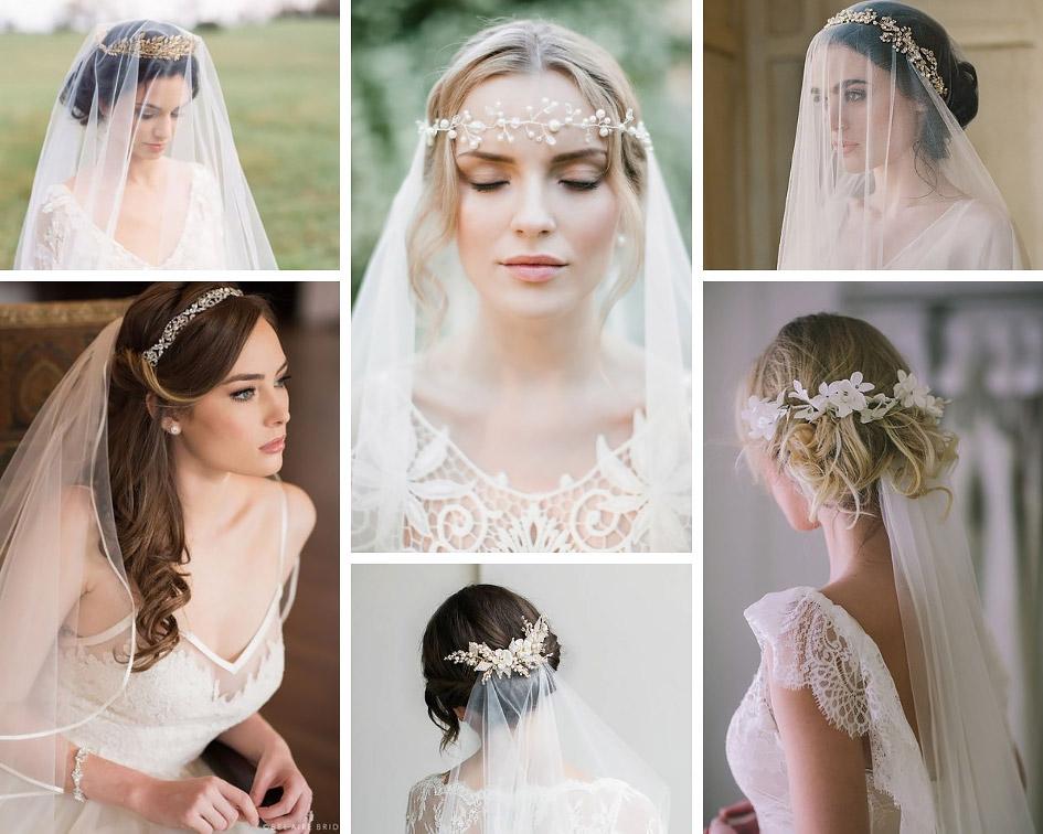 весільні зачіски для нареченої з фатою (1)