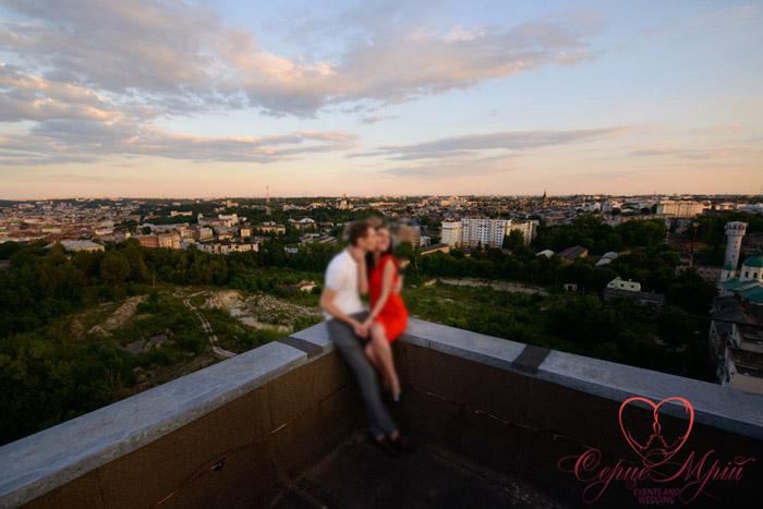 романтичне освідчення-побачення львів