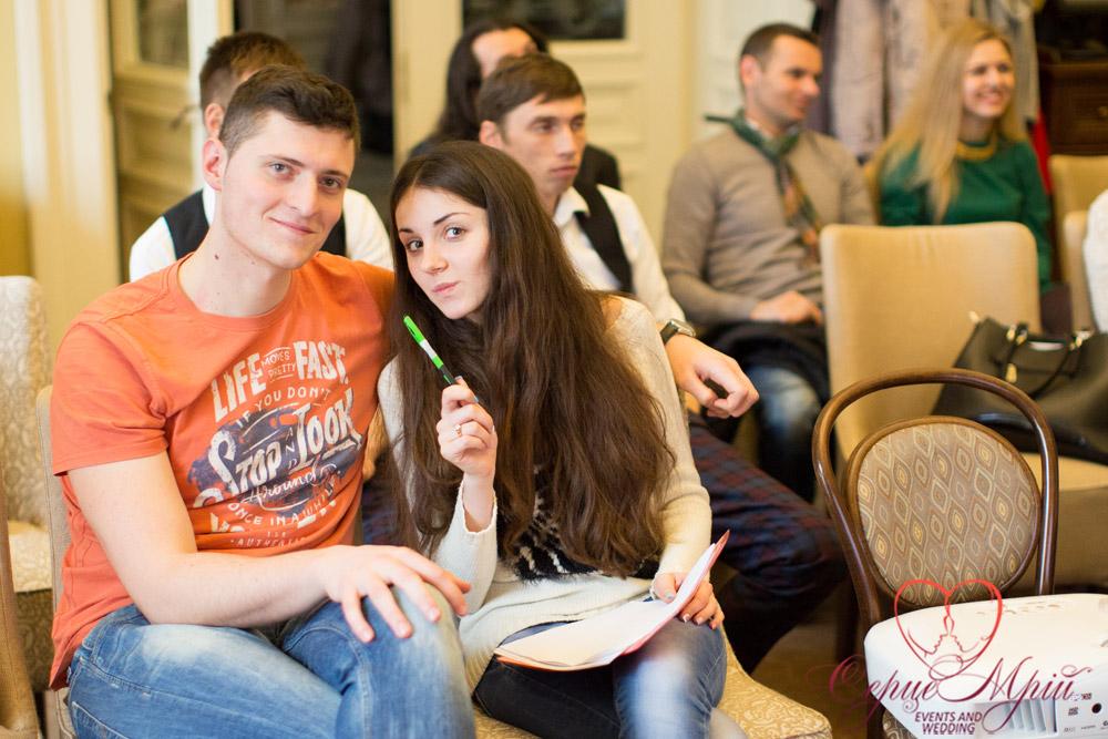 весільний семінар-навчання для молодят Львів (13)