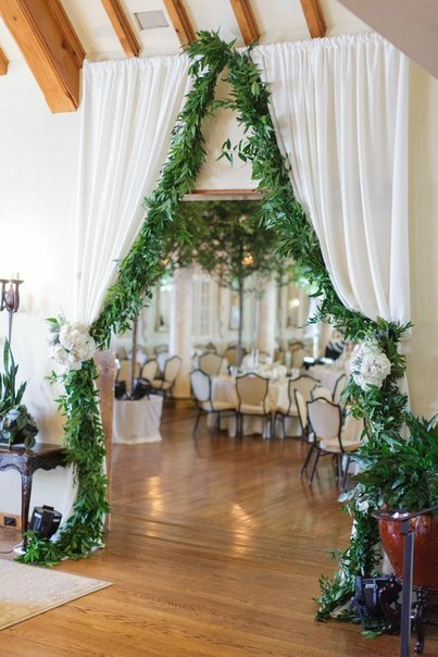 арка весілля