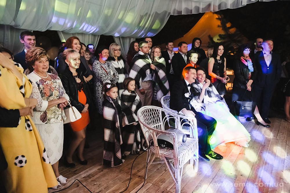 як організувати весілля в шатрі Львів