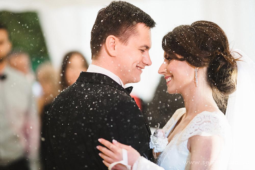 спецефекти для весілля в шатрі у Львові