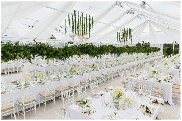 весільне шатро для банкету на природі