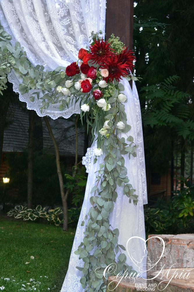 весілля у львові оформлення ресторан шервуд (34)