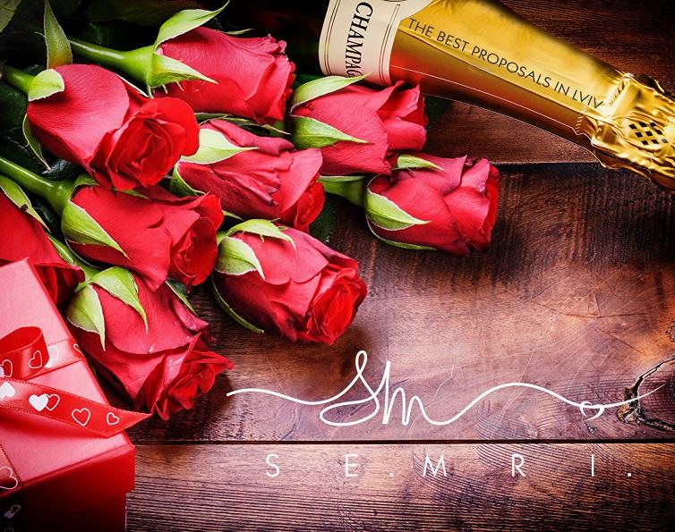 освідчення в День святого Валентина