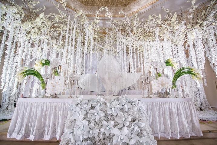 ідеї для весілля зимова казка