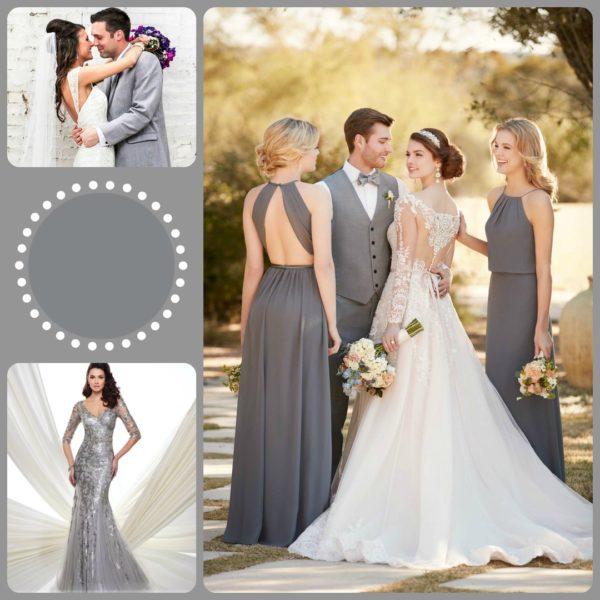 весільні кольори для стильного весілля