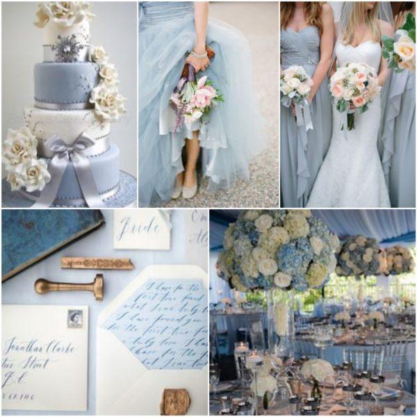 весільні кольори для стильного весілля у Львові
