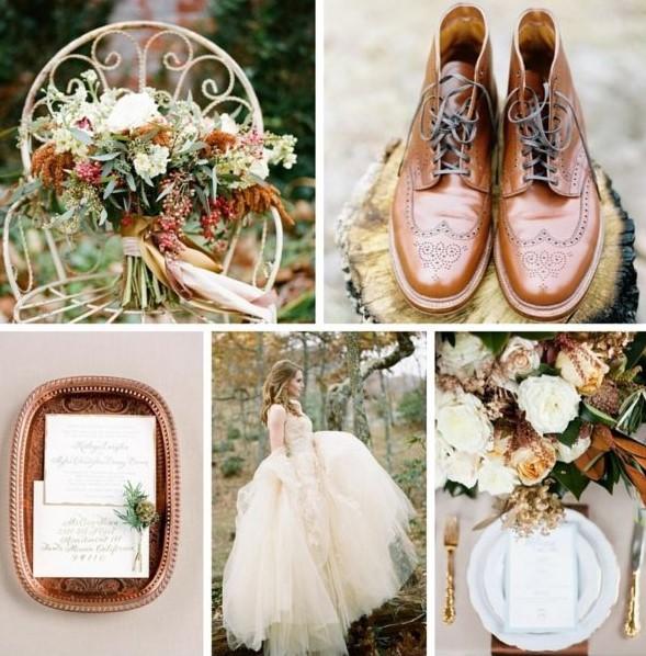 трендові кольори весілля 2020-2021