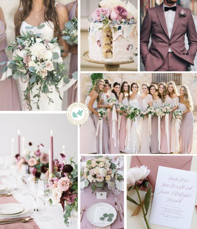 колір весілля осінь зима 2020-2021
