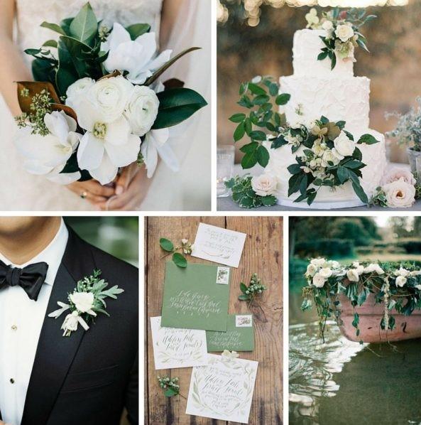як вибрати колір весілля