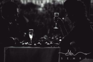 річниці весілля - святкування в ресторані