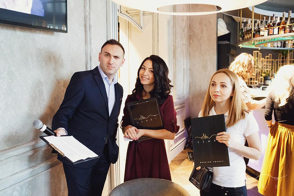 Назар Бійчук і семінар для наречених у Львові