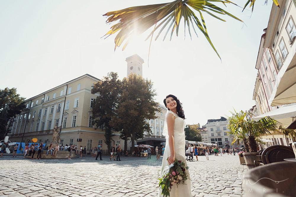 де святкувати весілля у Львові (1)