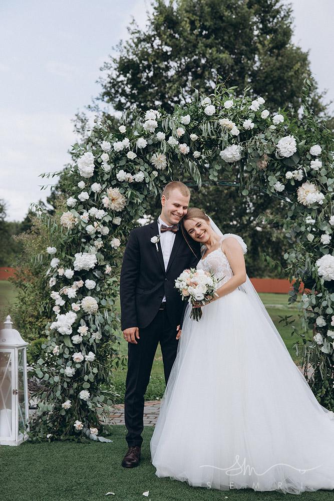 свадебные церемонии возле Львова
