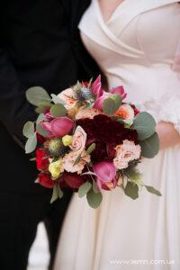 весільні букети для нареченої (5)