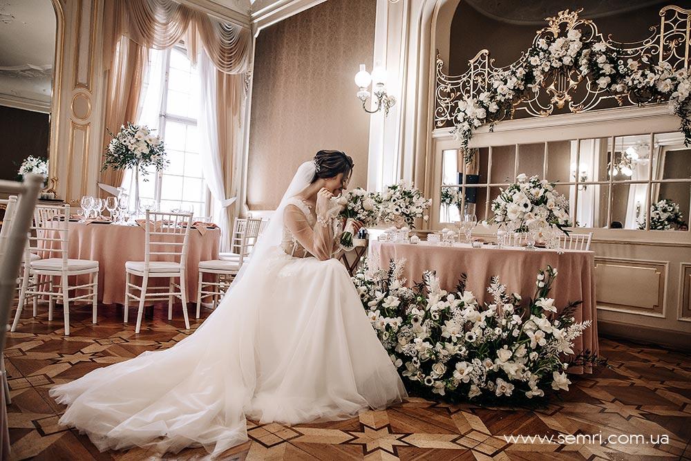весільні ресторани Львів - організація весілля SEMRI